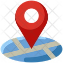 Location Marking Point Icon