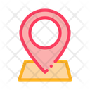 Webshop Gps Location Icon