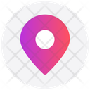 Interface Location Map Pin Icon