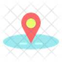 Location Gps Map Icon