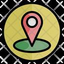 Place Map Navigator Icon