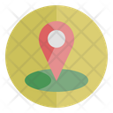 Place Map Navigator Icon