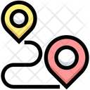 Location Route Direction Icon