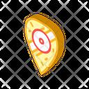 Medieval Shield Isometric Icon