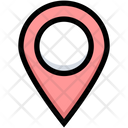Location Map Pin Gps Icon