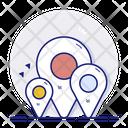 Arrow Gps Location Icon