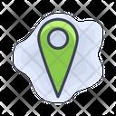 Airport Location Gps Icon