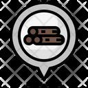 Location Sawmill Carpenter Icon