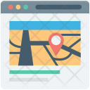Location Finder Map Icon