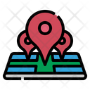 Location Gps Pinholder Icon