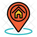 Home Location Property Icon