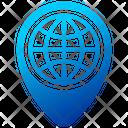 Location Finance Global Icon