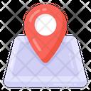 Pin Location Destination Icon