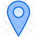 Location Place Pin Icon