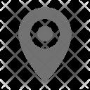 Location Marker Pin Icon