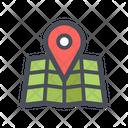 Plane Location Location Airoplane Icon