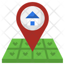 Location Placeholder Pin Icon