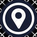 Location Gps Point Icon