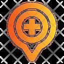 Location Add Icon