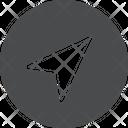 Navigation Direction Arrow Navigation Arrow Icon