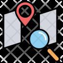 Location-Based Marketing Icon
