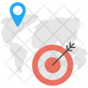 Location Based Targeting Icon