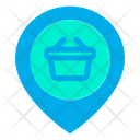 Delivery Destination Gps Marker Icon