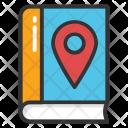 Location book Icon