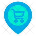Location Cart Icon