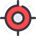 Location Center Location Target Place Icon