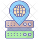Location Data Icon