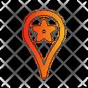 Location Favorite Icon