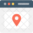 Location Finder Map Pin Online Map Icon