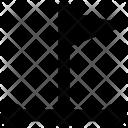 Location flag Icon