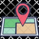 Location Map Location Pin Location Marker Icon