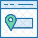 Location Maps Icon