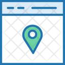 Location Marker Location Pin Icon