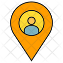 Location Marker Map Pin Map Locator Icon