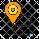 Location Marker Location Pointer Map Locator Icon