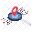 Location Network Icon