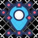 Location Pin Location Pointer Gps Icon