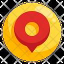 Location Notification Gps Location Icon