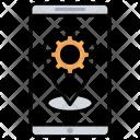 Location Optimization Icon