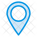 Pointer Pin Location Icon