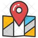 Location Pin Pointer Icon