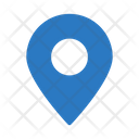 Gps Location Map Icon