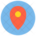 Pointer Location Pin Marker Icon