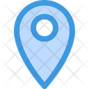 Pointer Location Pin Pin Icon