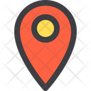 Pointer Location Pin Pin Icon