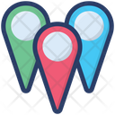 Location Navigation Gps Icon